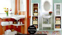 Μικρό μπάνιο, μεγάλες λύσεις! Διάλεξε αυτή που ταιριάζει στο δικό σου