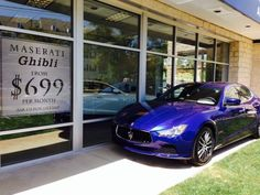 Maserati Ghibli at Maserati of Arlington