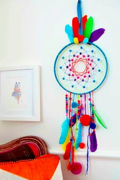 For sweet dreams, nothing beats making your very own Dream Catcher — complete with bright and beautiful feathers, pom poms, and more. Explore our entire collection of activity kits that are fun for everyone.