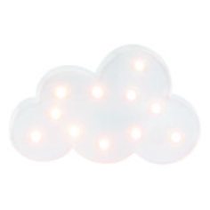 Brighten up your bedroom with this cloud shaped table light containing 11 warm white LEDs and featuring an on and off switch on the back for convenience. Clouds Nursery, Star Nursery, Nursery Rugs, Nursery Furniture, Kids Furniture, Nursery Decor, Baby Boy Nursery Themes, Nursery Ideas, Girl Nursery