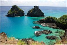 Fernando de Noronha, PE. Uma das reservas naturais mais lindas do Brasil, um dos últimos pontos no Oceano Atlântico localizado no hemisfério sul.