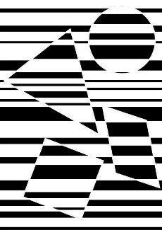 Art visuel cycle 3 : le z - Art Decora La Maison Illusion Kunst, Illusion Art, Face Painting Tutorials, Face Painting Designs, Art Optical, Optical Illusions, Op Art Lessons, Composition Art, Airbrush Art