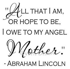 I ♥ MY MOTHER  :)