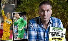 Paul Robinson: Joe Hart is the best goalkeeper in England