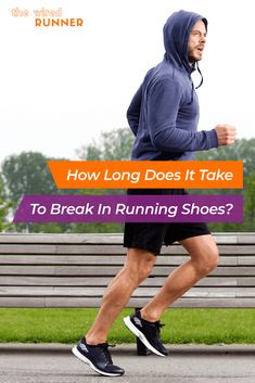 How Long Does It Take To Break In Running Shoes? Running Routine, My Routine, Best Running Shoes, Running Tips, Your Shoes, New Shoes, Running Company, Breaking In Shoes, Minimal Shoes