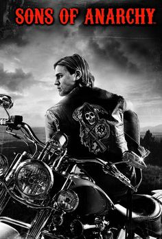 Love this Jax - Sons of Anarchy poster. <3