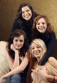 America Ferrera, Amber Tamblyn, Alexis Bledel, and Blake Lively.
