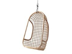 HK Living Rattan Hanging Chair