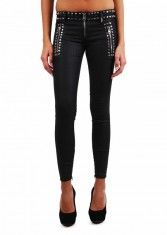 Replay Damen Jeans ROCK black