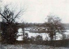 Cozy Island and Lake, Como Park, St. Paul 1888