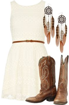 """""""Southern Summer"""" by qtpiekelso ❤ liked on Polyvore"""
