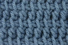 My Tunisian Crochet: Basic Stitches hooray! Stitch dictionary online :)