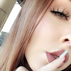 The original, premium mink lashes. Use coupon code: LUXYPIN for 15% off all items!  SHOP: www.luxy-lash.com