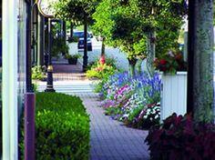 Downtown Fairhope, AL