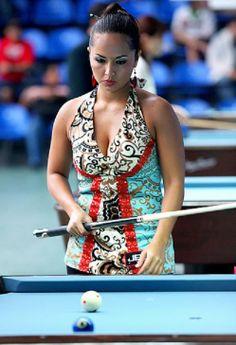 billiard girls