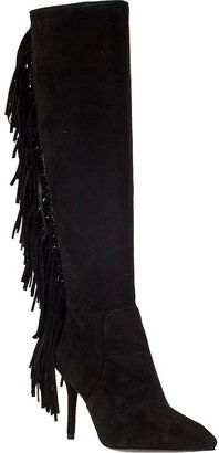 ShopStyle: B BRIAN ATWOOD Mella Tall Boot Black Suede