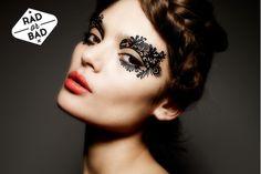lace eye makeup
