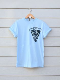 Cool Blue Pizza Tee!