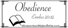 A Unit on Character with a Bible story and verse, discussion and activity.   Obedience Character Study