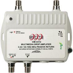 Pct International Channel Master CM-3412 Signal Splitter