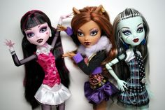 I heart Monster High.