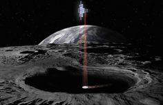 A Verdade Oculta: Gigantesco scanner de laser está entre os projetos...
