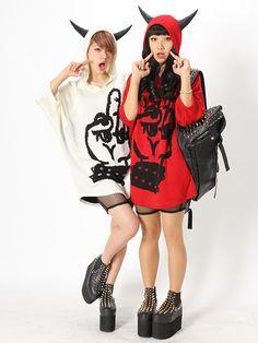 Una and Kurumi Nakada