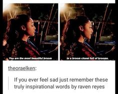 funny, the 100, the hundred, raven reyes, lindsey morgan