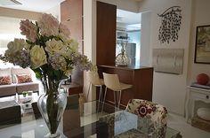 Ap & Decoração: Sala de Jantar e Cozinha - 2Beauty - Marina Smith