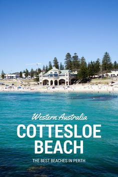 Cottesloe Beach, Perth, Western Australia The most iconic of Perth Cottesloe Beach, Perth, Western Australia: Perth Western Australia, Coast Australia, Australia Travel, Queensland Australia, Cottesloe Beach, Restaurant On The Beach, Kings Park, By Train, City Beach