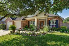 7826 Maple Trace Drive, Houston, TX: Photo You are invited to experience the incredible gardens in the front, side and back yards of this comfortable 4 bedroom home plus a game room upstairs.