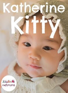Baby names with the CUTEST nicknames All Girl Names, Baby Names, Cute Nicknames, Baby Name List, These Girls, Pregnancy, Character Bank, Parenting, Kitty