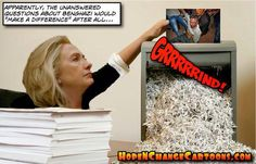 Democrat or Republican I have a problem with Gov't officials deleting or destroying evidence of their corruption