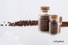 Our decadent full-body scrub allows you to pamper and repair the l Coffee Mix, Coffee Scrub, Body Scrub, Coffee Beans, Scrubs, Vanilla, Cosmetics, Body Scrubs, Work Wear