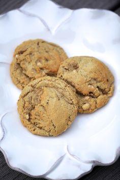 emily k: Peanut Butter Cookies {Gluten Free, Dairy Free}