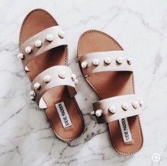 Women's Shoes, High Heels & Boots for Women Steve Madden Rippel Sandal in Blush Multi