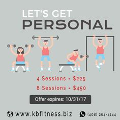 Amazing Deal from KBFitness
