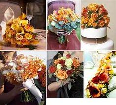 Fall Wedding Flower Arrangement - Bing Images