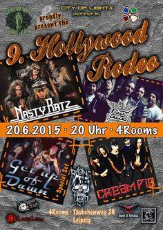Live in Leipzig!
