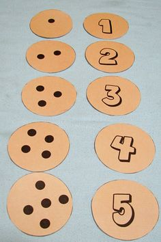 Chocolate chip counting
