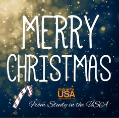 #MerryChristmas #HappyHolidays #happyxmas #studyusa