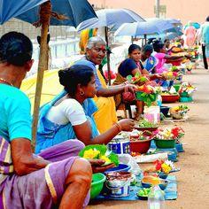 """""""baskets of blessings"""", Goa"""