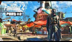 Fallout 4 Gameplay Walkthrough, Part 2 – DIAMOND CITY!!! (Fallout 4 PC Ultra Gameplay)