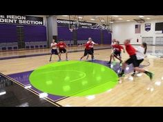 Youth Basketball Box Out Rebounding Drill - YouTube