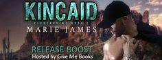 Release Boost for Kincaid by Marie James