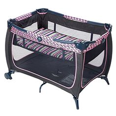 Safety 2st Prelude Play Yard, Sweet Sailing - Click image twice for more info - See a larger selection of baby playard at http://zbabyproducts.com/product-category/baby-playard/ - baby, infant, nursery, kids, child, toddler, baby products, baby gift ideas.