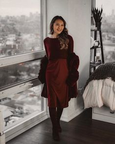 """melissa chau on Instagram: """"Monochrome burgundy: in love with the dark, rich colour ✨ I always style looks to emphasize the waist and elongate the legs (works wonders…"""" The Darkest, Monochrome, Personal Style, Burgundy, Colour, Legs, Formal, My Style, Instagram"""