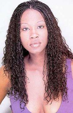 Marvelous Micro Braids Braids And Black Hairstyles On Pinterest Hairstyles For Women Draintrainus