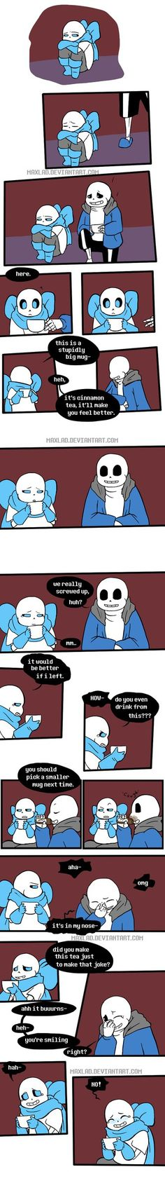 Previous: Next: That's how you hug in Underfell right??? Comic Dub: youtu.be/8ilL1-p2TDo