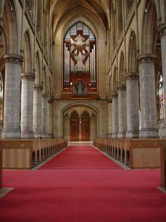 Marcussen orgel Domkerk Linz